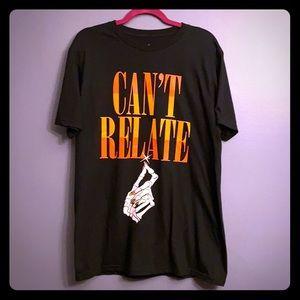 Exclusive Halloween box Jeffree Star T-shirt
